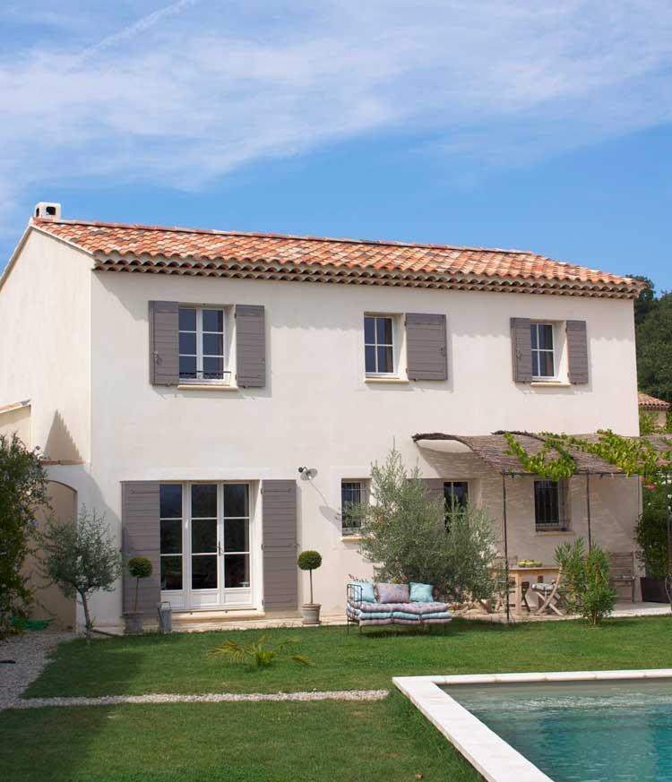Constructeur Maison En Bois: Mas Provence, Constructeur Maisons