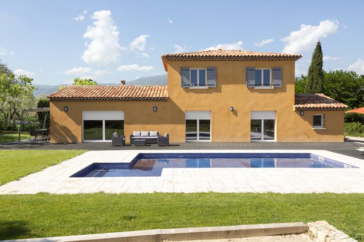 Aux couleurs de la tradition   Mas Provence, constructeur maisons