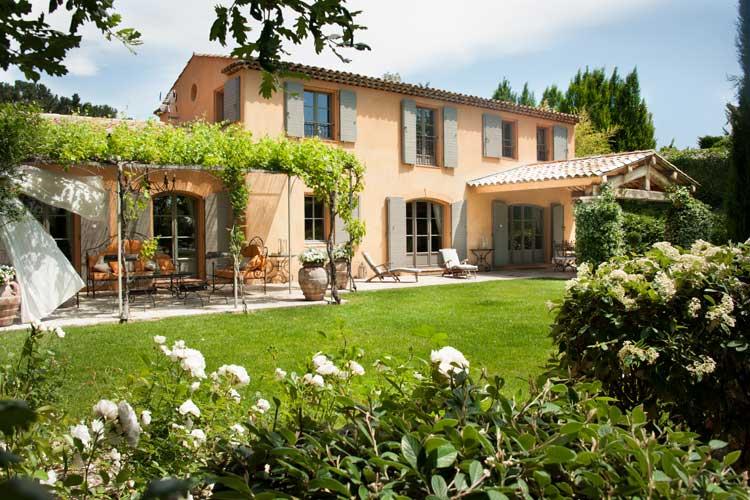 maison de style provençal