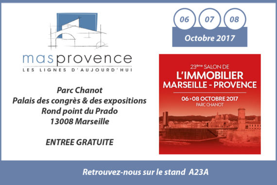 Constructeur maison traditionnelle paca mas provence for Distance marseille salon de provence